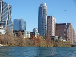 100 Austin City View Of Downtown From Auditorium Shores Free Photos Of