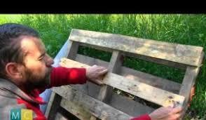 chaise longue palette chaise longue palette faire soi même un bain de soleil en palette