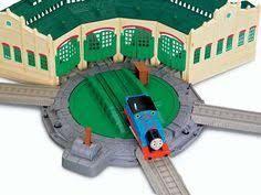 Thomas And Friends Tidmouth Sheds Wooden Railway by Thomas U0026 Friends Trackmaster Cross Switch And Stack Track Pack