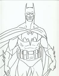 Batman Beyond Colouring Pages Page 2