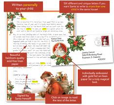 Santa Letter Royal Mail
