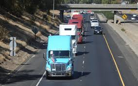 100 Federal Trucking Regulations Truck Drivers Protest New Federal Regulations News Lodinewscom