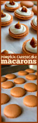 Skinnytaste Pumpkin Pie Dip by Pumpkin Cheesecake Macarons