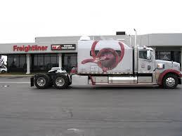 100 Warner Truck Center Semi Wraps West Valley City Utah Scott Peck Fleet