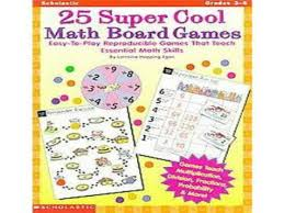 Math Board Games To Make Cool