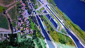 100 Magdeburg Water Bridge Satellite View Of Water Bridge 918m Longest In The World