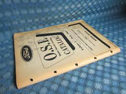 1961 62 Ford Dealer Original OSI Parts Catalog Volume 3 Car & Truck ... 1979 80 Ford Truck Air Smog Pump Pulley Nos D9tz9b447c Ford Pickup January 2017 Obsolete Enge88info Antique Truck Parts Image And Candle Victimassistorg 1961 63 65 67 69 71 Windshield Wiper Armsblades Nos About Us Cw Moss Restoration 80021932 F250 Bed Tent Best Lmc Accsories Cargo Australia Cheap Trucks Near Me Magnificent Obsolete Old Classic For Sale 1920 New Car Specs Fact Check Henry Didnt Design The Model T As Hemmings Daily