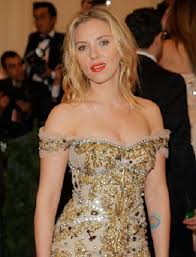Scarlett Johansson Tattoo Worst Celebrity Tattoos Ever