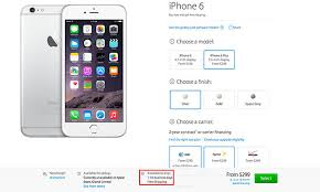 iPhone 6 6 Plus shipment times drop to 7 to 10 days 6 Plus at 1