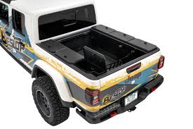100 Truck Bed Tie Down System UPDATED Tuffy Security Products Unveils Jeep Gladiator In