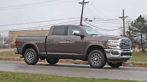 100 Ram Pickup Trucks 2020 HD Convoy Spied Completely Uncovered