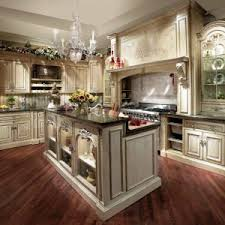 Amazing Vintage Country Kitchen Design With French Style