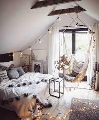 grau braun ideen stein kleine schlafzimmer wandgestaltung