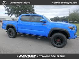 100 Truck Accessories Orlando Fl 2019 New Toyota Tacoma 4WD TRD Pro Double Cab 5 Bed V6 AT