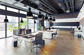 100 Office Space Image Is A NonTraditional Workplace A Challenge