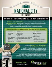 national city self storage