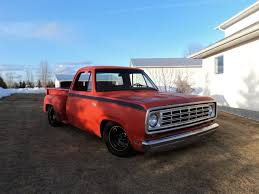 Vanb86 1974 Dodge 100 Pickup Specs, Photos, Modification Info At ... Dodge Dw Truck Classics For Sale On Autotrader 1974 Ram 74do8465c Desert Valley Auto Parts Curbside Classic 1975 Power Wagon A Sortof Civilized Automotive History The Case Of Very Rare 1978 Diesel 7 Best Movie Pickup Trucks Macho Sale Bat Auctions Sold D100 57 Hemi V8 Five Speed Custom Pickup Youtube Bangshiftcom Big Horn Semi Classiccarscom Cc1074735 1985 Duall Rear Axle Steel Cowboys Pinterest W200 Crew Progject Resource Forums