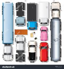 Royalty Free Stock Illustration Of Various Trucks Set Automobiles ...