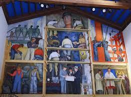 Diego Rivera Rockefeller Center Mural Controversy by Rivera Weiner Elementary