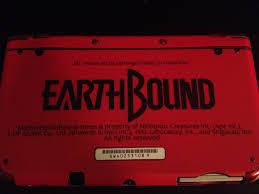 Earthbound Halloween Hack by Earthbound Mother 2 U0027new U0027 3ds Decal Fan Forum Forum Starmen Net