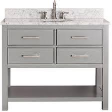 Allen Roth Moravia Bath Vanity by Allen Roth Moravia Sable Integral Single Sink Bathroom Vanit