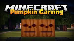 Minecraft Sword Pumpkin Stencil by Minecraft Mod Showcase Pumpkin Carving Mod 1 7 10 Youtube