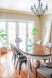 Gorgeous Simple French Dining Room