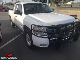 Used 2011 Chevrolet Silverado 1500 LT 4X4 Truck For Sale In Ada OK ...
