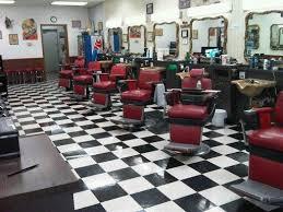 Layout ideas Barber Shop Pinterest