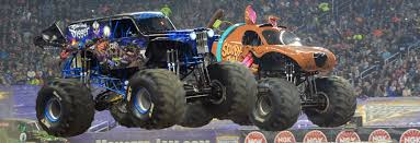 100 Monster Trucks Nashville Jam