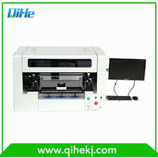 cheap price led bulb assembly desktop and place machine