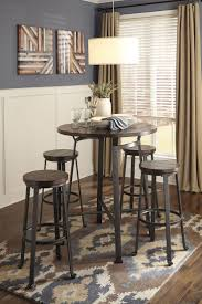 Walmart Pub Style Dining Room Tables by Best 25 Round Bar Table Ideas On Pinterest Table Tops And Bases