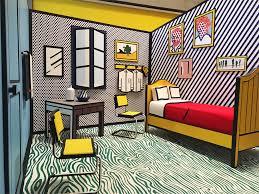 BEHIND THE SCENES BEDROOM AT ARLES — Debi van Zyl