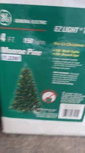 4FT Monroe Pine Christmas Tree