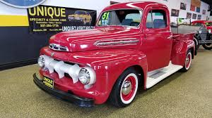 100 1951 Ford Truck For Sale Pickup For Sale 102305 MCG