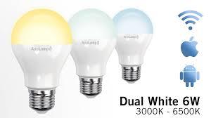 appl wifi kit 6w dual white led l appl