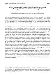 Brak Mitteilungen Rechtsanwälte Mit Fachlichen Spezialisierungen Und