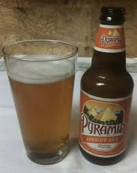 Harpoon Ufo Pumpkin Clone by Apricot Ale From Pyramid Breweries A Beer A Day Pinterest Ale