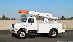 1998 International 4700 Altec AS336P Bucket Truck - YouTube 2009 Intertional Durastar 11 Ft Arbortech Forestry Body 60 Work Public Surplus Auction 2162488 Ford F550 4x4 Altec At37g 42 Bucket Truck Crane For Sale In 1989 Altec 200a Boom For Or 2017 Ford 4x4 Bucket Truck W At35g 1987 F600 Bucket Truck Item G2107 Sold Octob 2008 Gmc C7500 Topkick 81l Gas Over Center 1997 With Ap 45 Rent Lifts 2000 F650 Super Duty Xl Db6271 So Freightliner M2 6x6 A77t 82 Big Covers