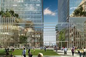 Harbor Garage Towers Push Back 1 500 Spaces For Southie Curbed