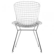 Clanbay District Chrome Metal Grid Frame Wire Chair, Chromed Metal, Silver Normann Cophagen Form Chair White Chrome Red And Black Modern Unique Design Stainless Steel Metal Commercial Outdoor Fniture Buy Fniturecommercial Fnitureoutdoor Table 4 Chairs Melltorp Leifarne Marble Effect Chromeplated Amazoncom New Patio Garden Set Of Kitchen Alinium Bistro Table Chairsalinium Lweight 17_010blackbelostylespaghettiairschroframe Three Chairs On Stock Photos Staggering Contemporary Berries Plastic Chair 6 Color Orange Fourteen Suede Chrome On 20th Ding