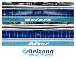 home pool tile cleaning