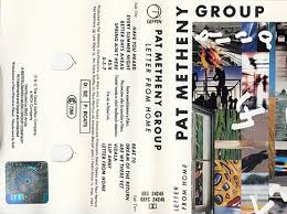 pat metheny letter from home cassette album at discogs