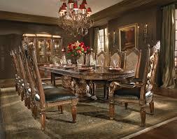 Villa Valencia Formal Dining Room Collection By AICO