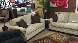 milari 13000 rolled arm nail head trimmed sofa set youtube
