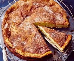 quark hefe kuchen
