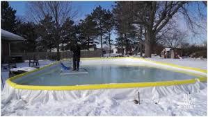 Backyards : Amazing 7 Backyard Hockey Rink Boards Amazing Backyard ...
