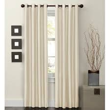Insulated Curtain Panels Target by Thermal Shield Jardin Thermal Lined Room Darkening Faux Silk