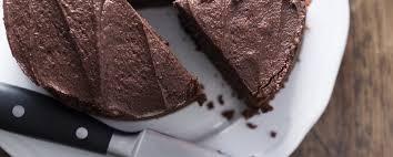 schokoladen kokos kuchen mit chili