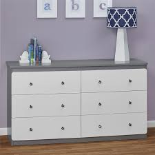 6 Drawer Dresser Walmart by Amazon Com Ameriwood Home Willow Lake 6 Drawer Dresser Gray Baby